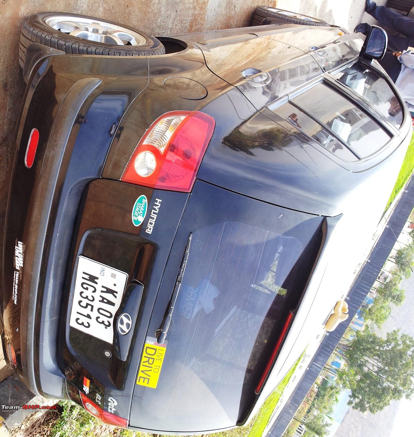 Car sticker design in bangalore - Bangalore Folks Can You Guess Whose Ride That Is