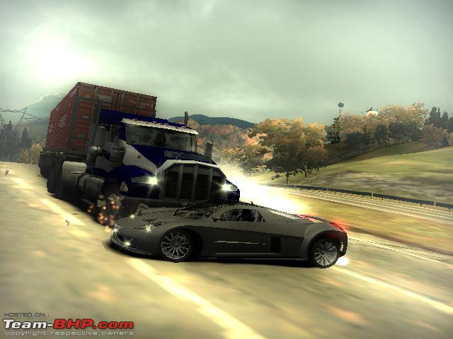 Need For Speed - Most Wanted !! - Page 2 - Team-BHP