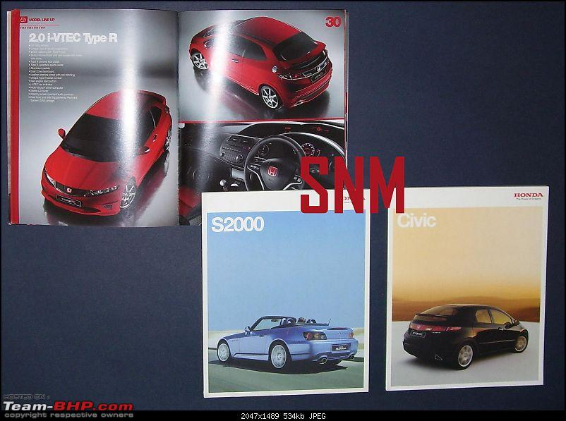 Car brochures and catalogues. Do you collect them?-honda-1.jpg