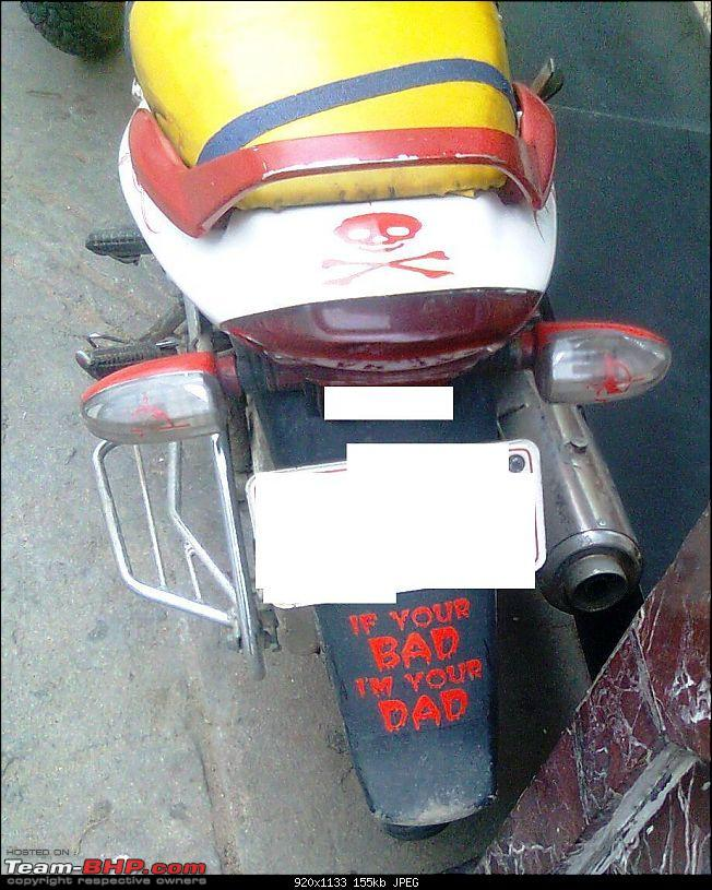 Pics of Weird, Wacky & Funny stickers / badges on cars / bikes-c2.jpg