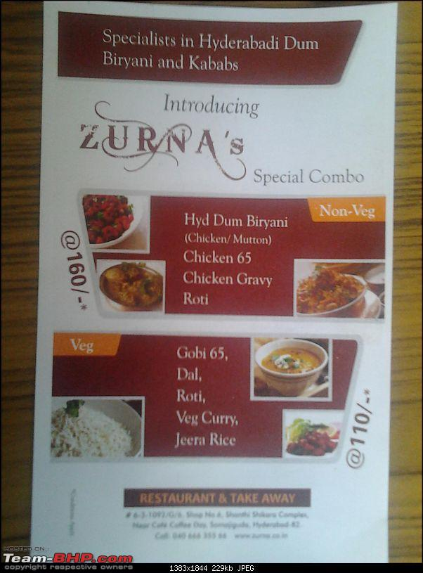A Guide: Eating out in Hyderabad/Secunderabad/Cyberabad-zurna.jpg