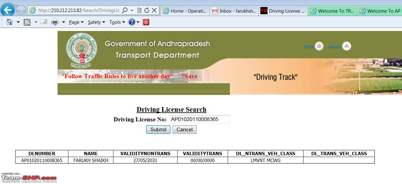 Kerala Motor Vehicle Registration Number Tracking The Best Vehicle Of 2017