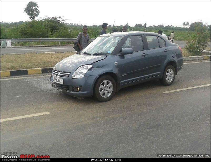 Dzire Accident: How seatbelts, ABS & airbags saved my life. Update from NHAI on page 8-4.jpg