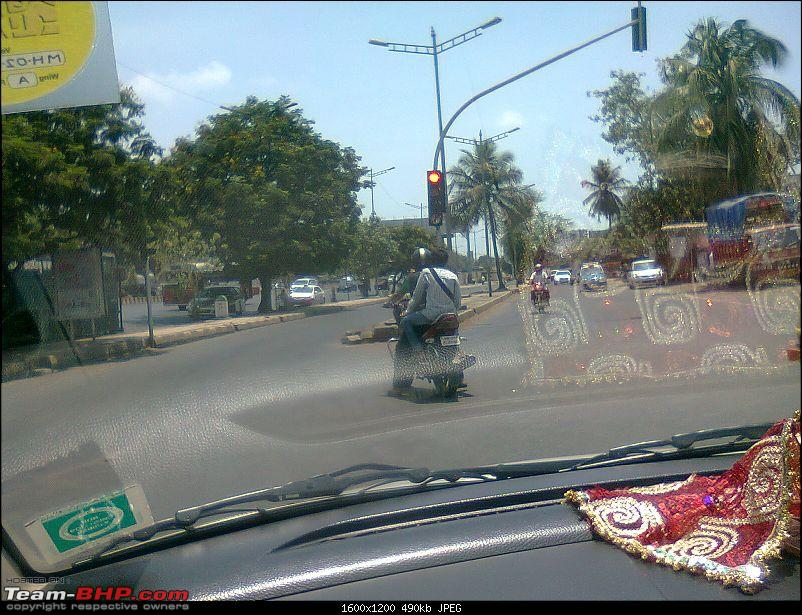 Don't they love their partners? Pillion rider's safety?-photo1158.jpg