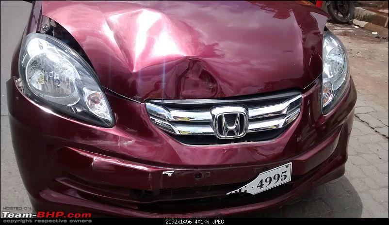 Alto rear-ended by an Amaze: See the results-img_20140706_134624176.jpg