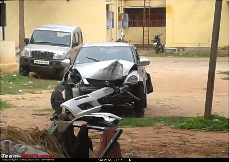 Pics: Accidents in India-swift_4.jpg
