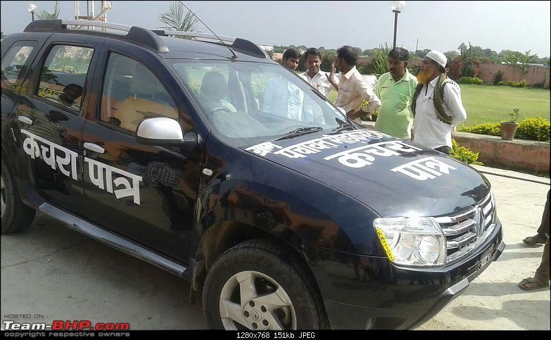 Fed up with problems, businessman donates his Duster for carrying garbage-img20150312wa0008.jpg