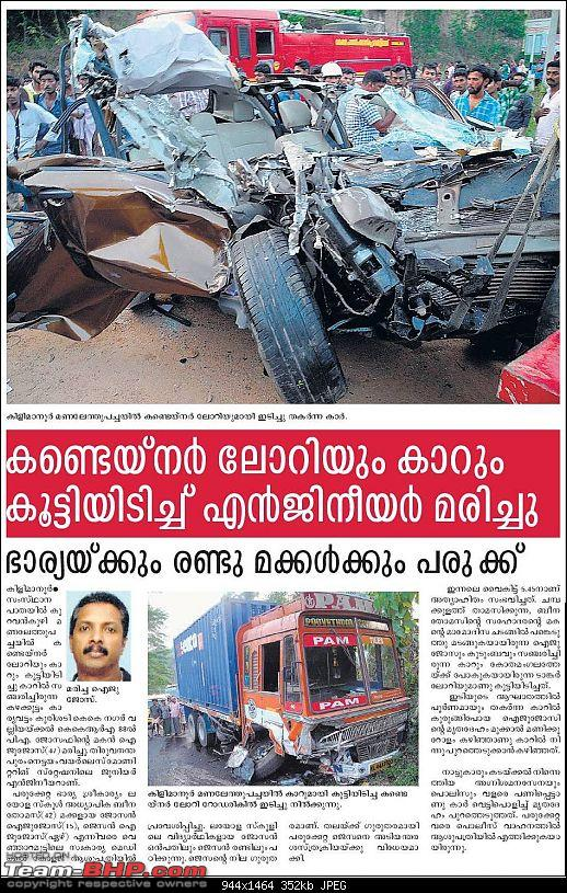 Pics: Accidents in India-dusteraccidenttvm11mar2015.jpg