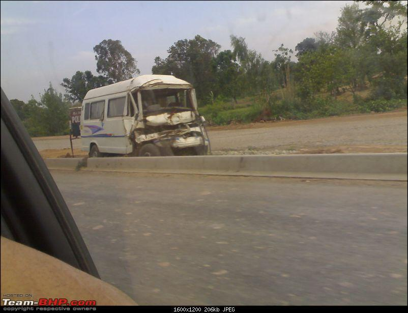 essay on increasing road accidents in india