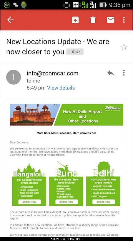 Zoom Car Reviews - Self Drive Rentals in India-1431619834501.jpg