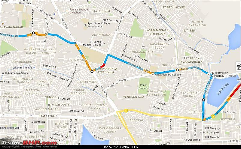 Rants on Bangalore's traffic situation-route1.jpg