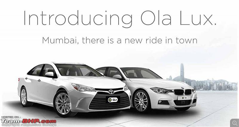 Ola Lux: Luxury fleet with cars from Jaguar, Mercedes, Audi and BMW-olaluxblogheader.jpg