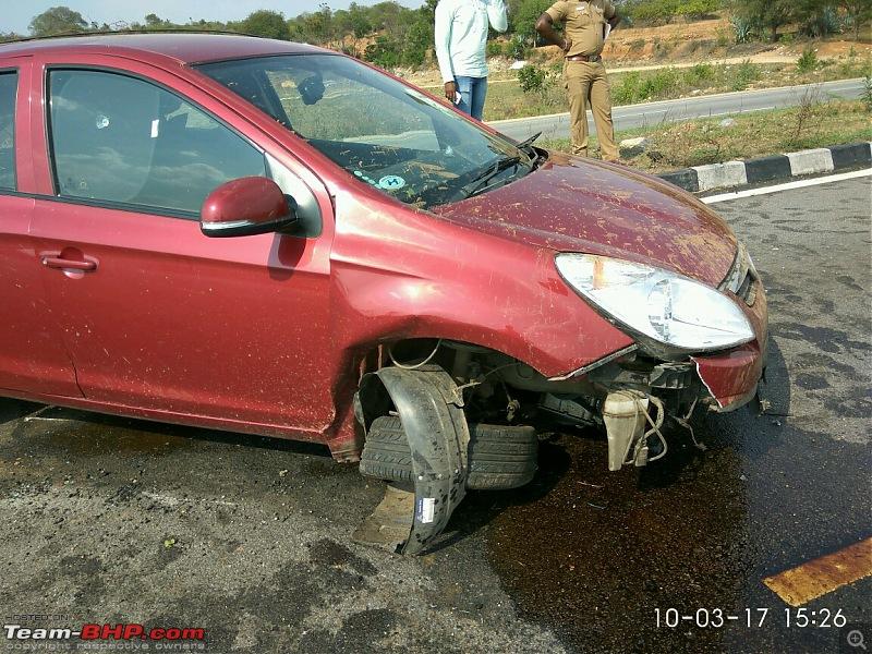 God's Grace! Seatbelts, child seat & safe car - An accident survivor's tale-img_20170310_152657.jpg