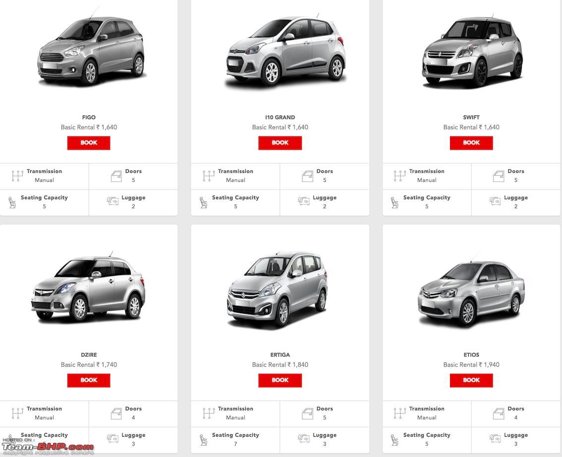 Self Drive Car Rental Bangalore Airport