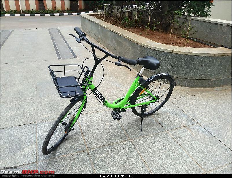 Zoomcar launches PEDL - a cycle sharing service-pedl-cycle-view.jpg