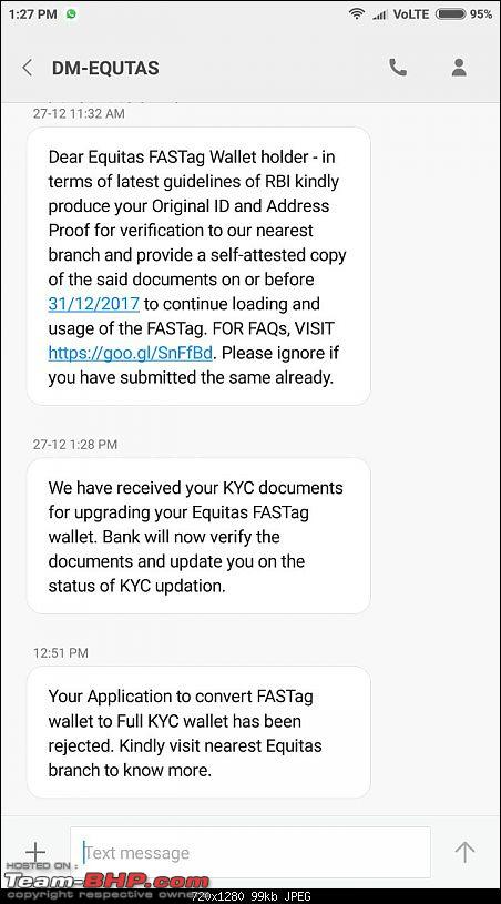 FASTag: All you need to know about procuring & using it!-equitas-sms-20171228-1.27.57-pm.jpeg