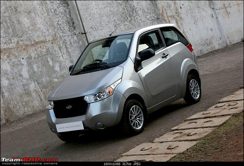 EVs could get green number plates, free parking & toll waivers-mahindrarevae2o01.jpg