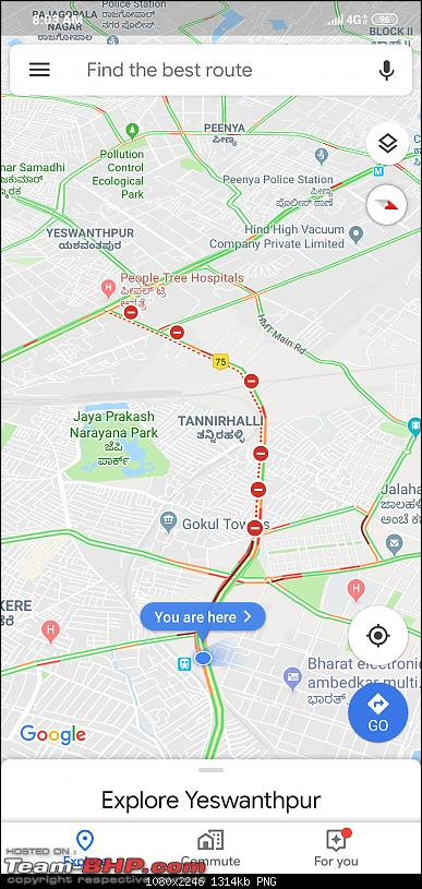 Rants on Bangalore's traffic situation-screenshot_20190503080312956_com.google.android.apps.maps.png