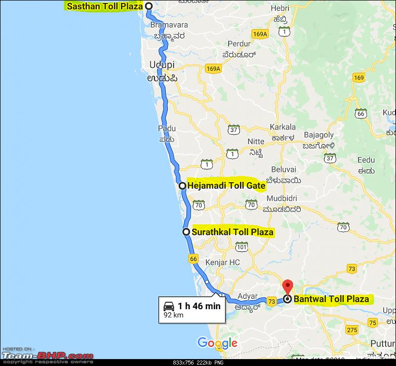 Illegal / unofficial toll plaza at Surathkal (NH66)? EDIT: There's more-nh-66-plaza-2.png