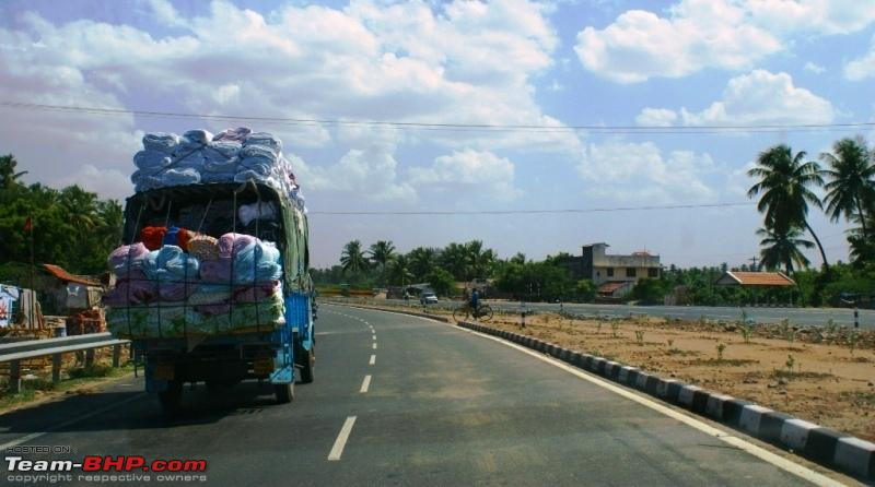 Name:  Highway to Trichy_cyclist about to jump into our lane.JPG Views: 1089 Size:  177.1 KB