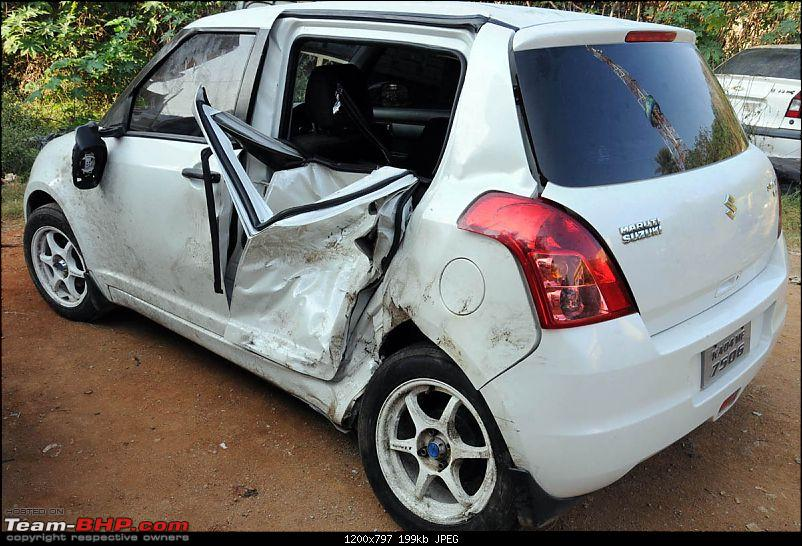 Pics: Accidents in India-swift.jpg