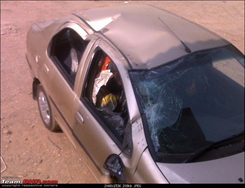 Car damaged in trailer - what to do-20032010758.jpg