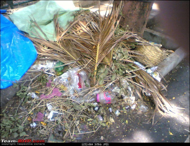 Rants on Bangalore's traffic situation-garbage-dump.jpg