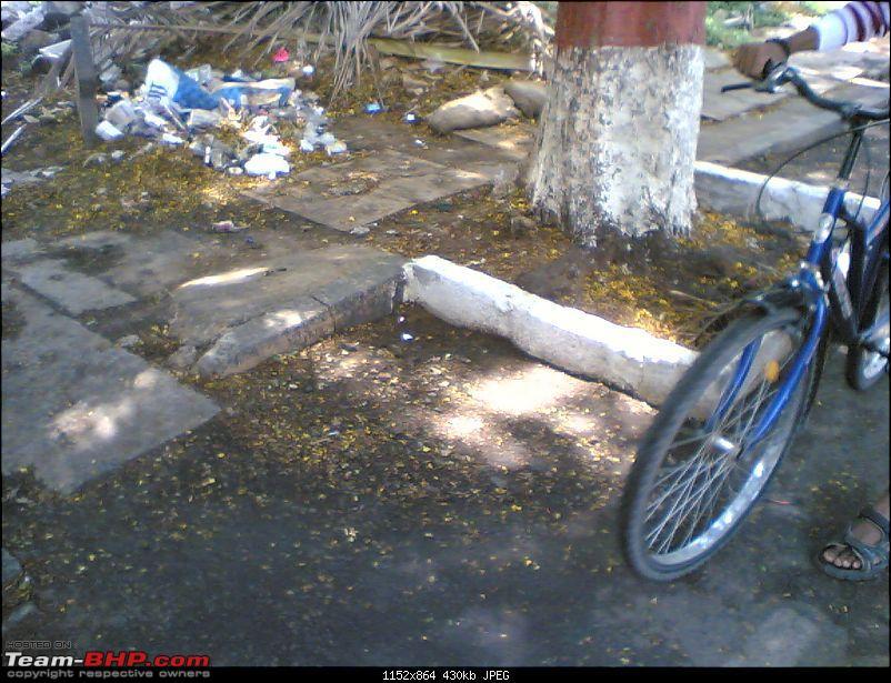 Rants on Bangalore's traffic situation-road2.jpg