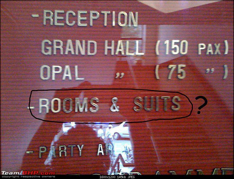 How do you stick a bell on a wall? Pics of Quirky Signs-suit.jpg