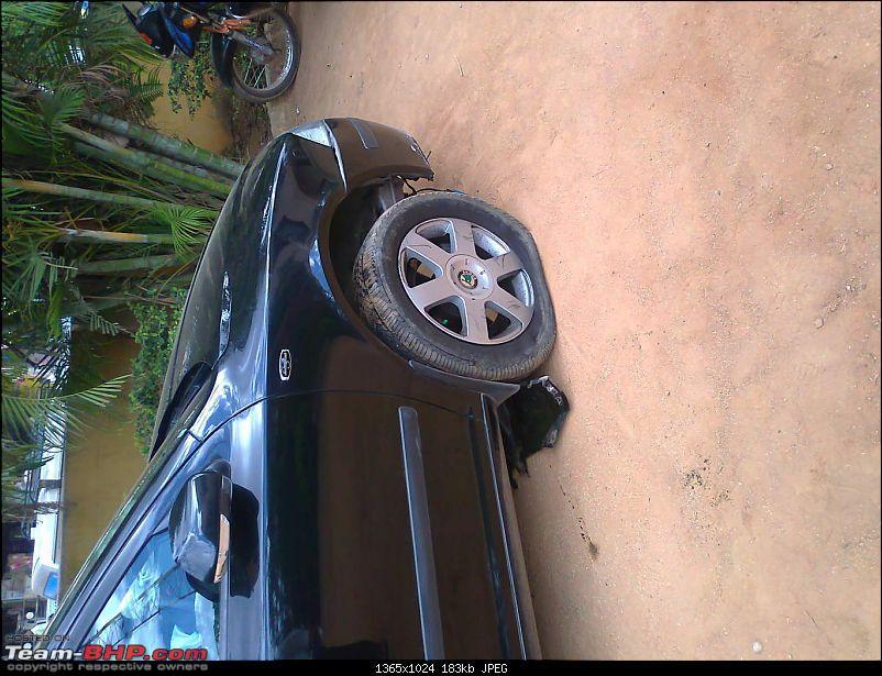 Four-year dream run comes to an end - Laura L&K accident-photo0175_fl.jpg