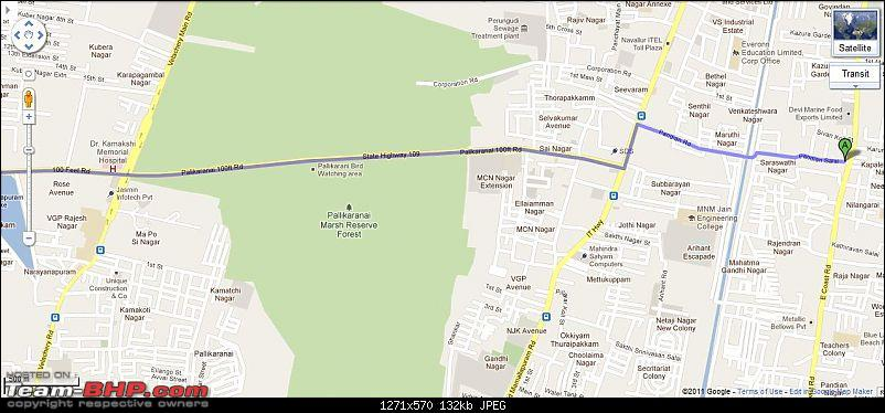 Traffic and life on the road in Chennai-map.jpg