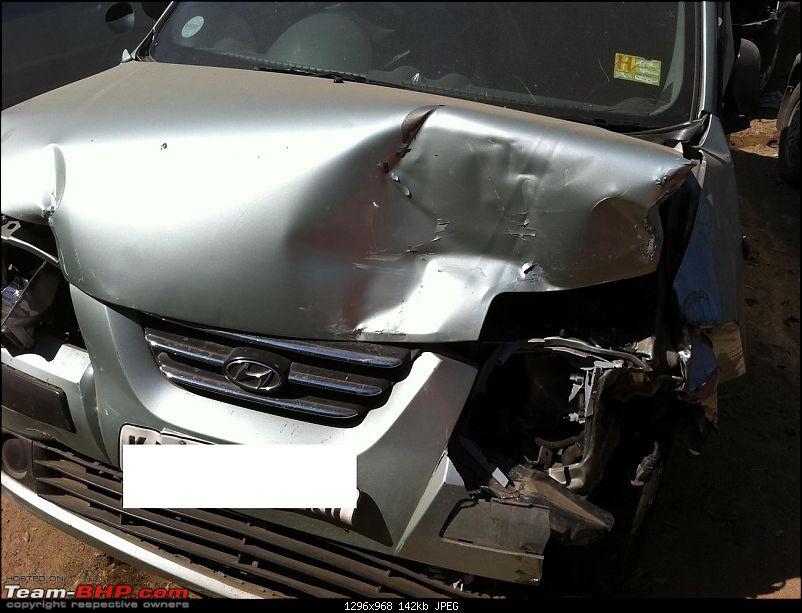 Pics: Accidents in India-front-damage-1.jpg