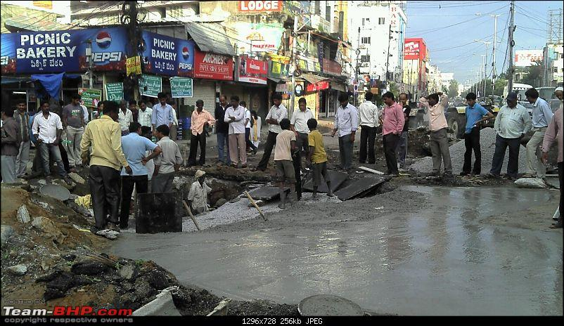 Hyderabad: Updates on traffic - diversions, road expansions, alternate routes, etc.-291439_10150982722736596_717959613_o.jpg