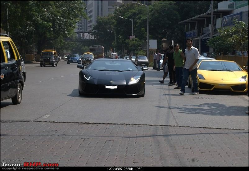 Pics : Multiple Imported Cars spotting at one spot-244.jpg