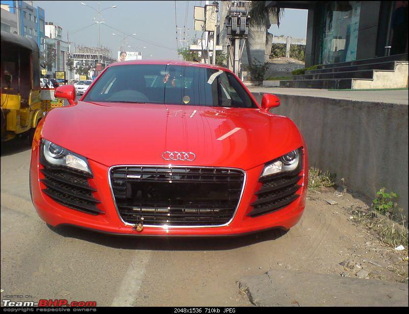 Red Audi R8 Seen In Hyderabad.-dsc01499.jpg