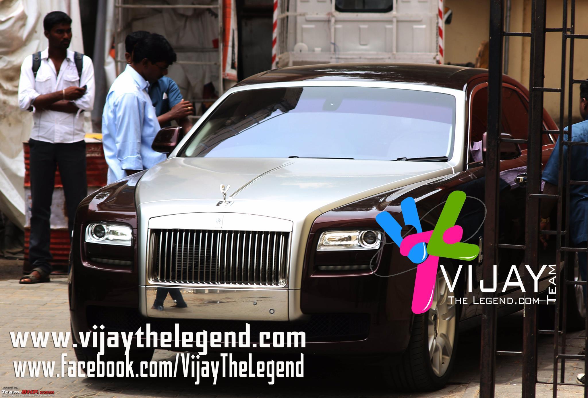 Director Shankar New Car