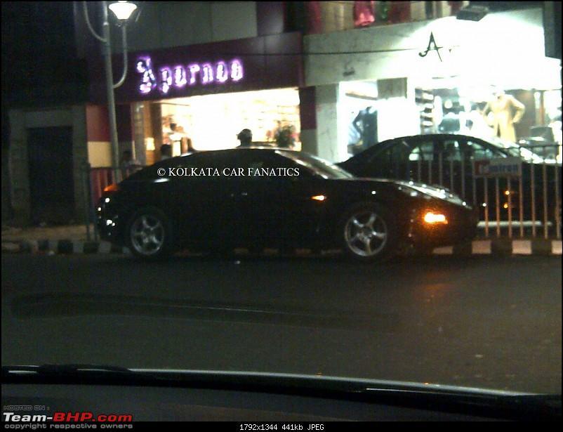 Supercars & Imports : Kolkata-maroon-panamera-1.jpg