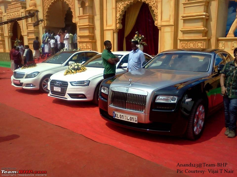 Big fat indian wedding cars page 4 team bhp big fat indian wedding cars vijai t nairg junglespirit Image collections
