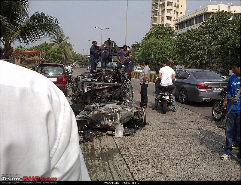 Audi R8 catches fire in Mumbai! EDIT: A few more - page 9-270120132888.jpg