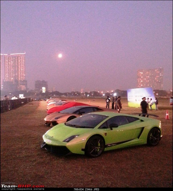 Parx SuperCar Show : 26th - 27th January, 2013-20130126_184739.jpg