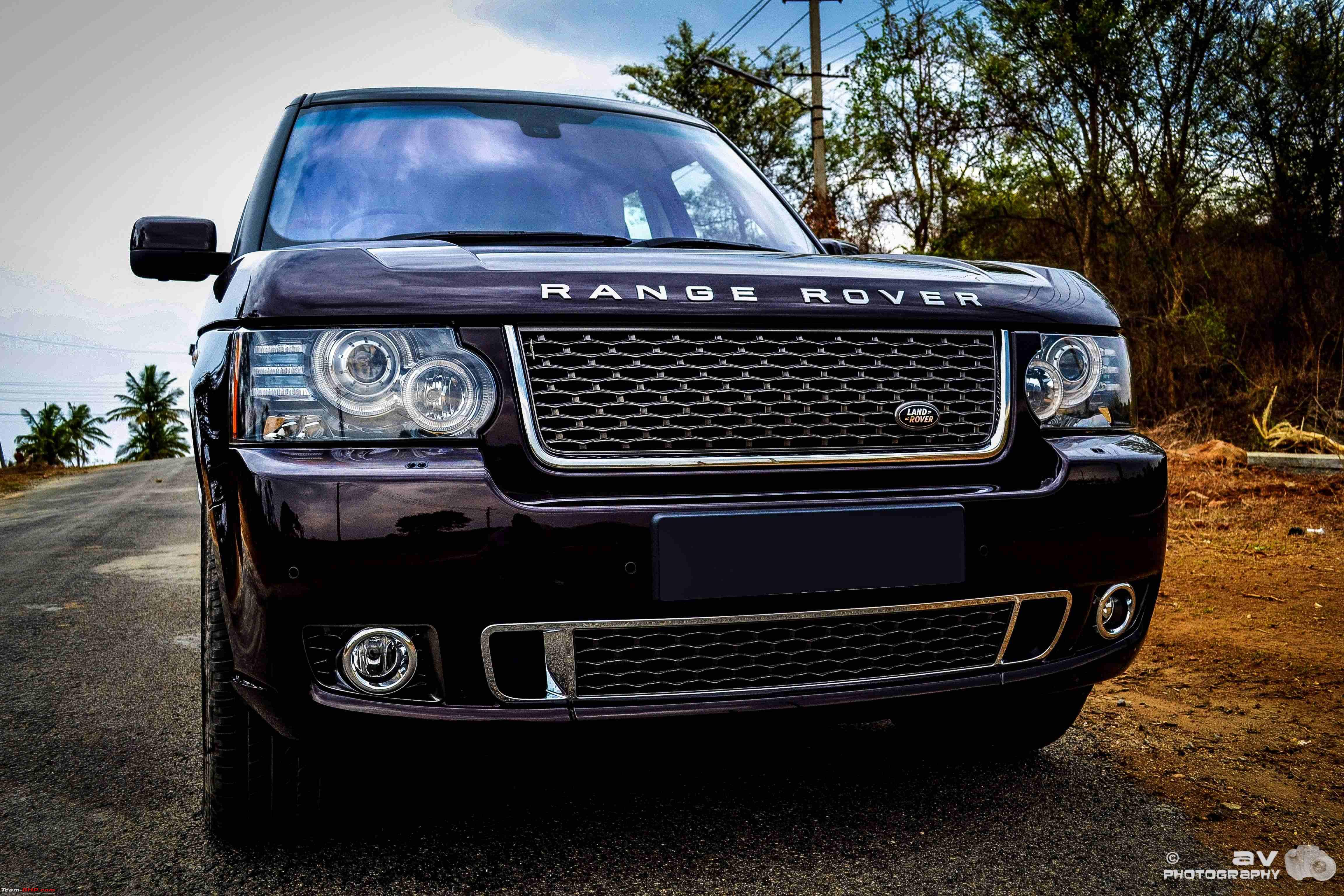 Range Rover L322 Autobiography >> 2012 Range Rover Autobiography Ultimate Edition - Team-BHP