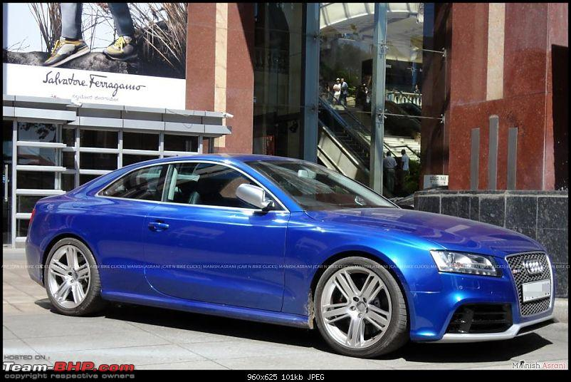 Supercars & Imports : Bangalore-rs5.jpg