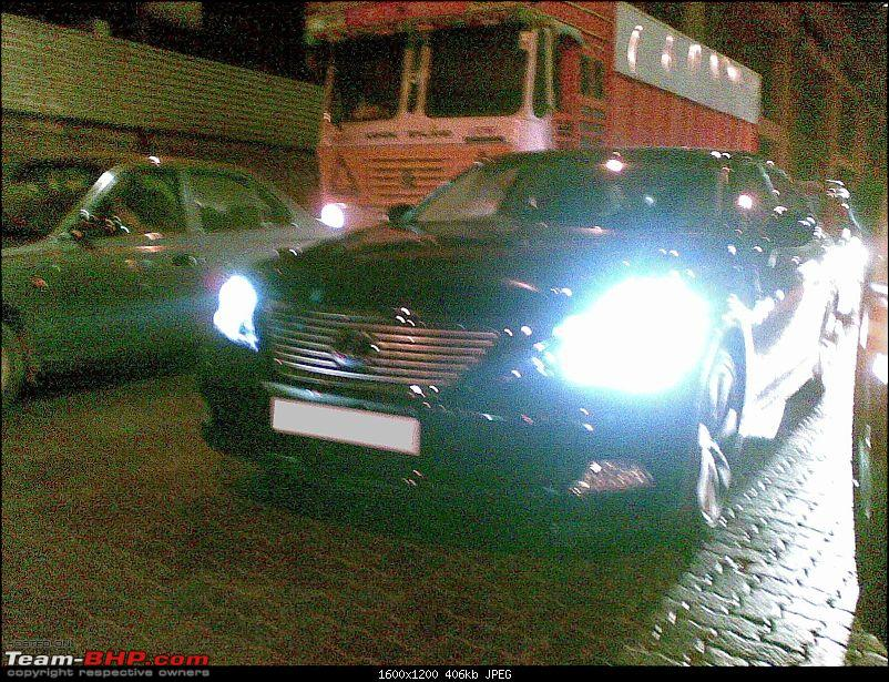 Lexus LS460 in India-23022009008.jpg