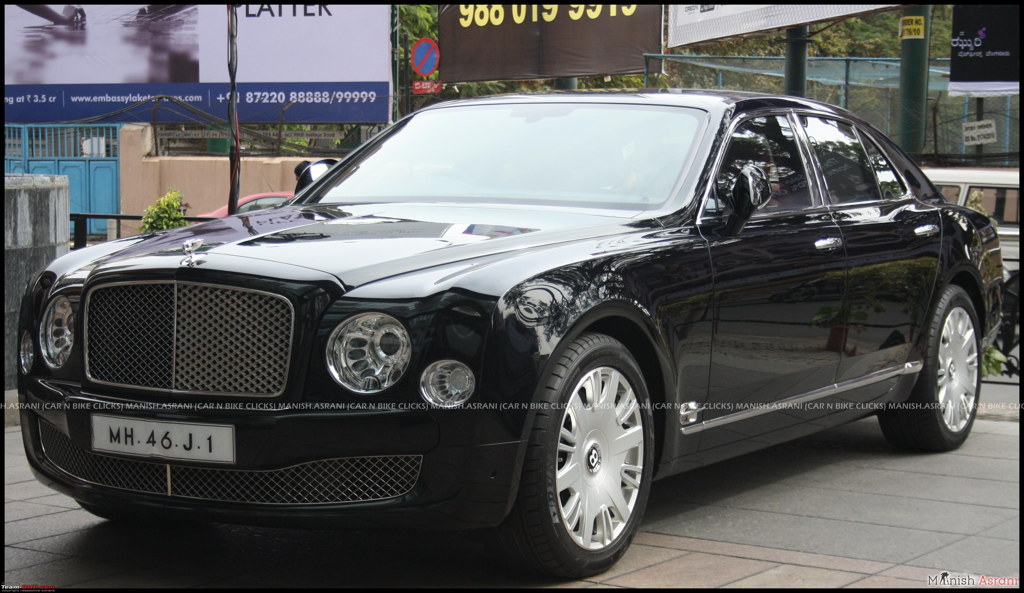 Bentley Mulsanne In Mumbai Page 6 Team Bhp