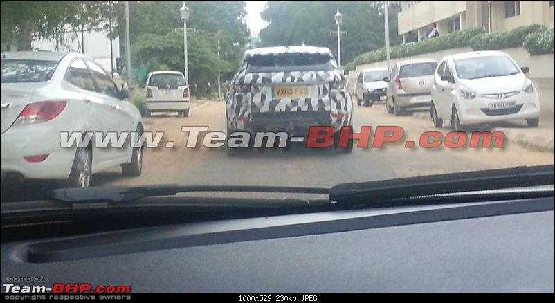 Scoop - Range Rover Evoque XL spotted on test in India-w4.jpg