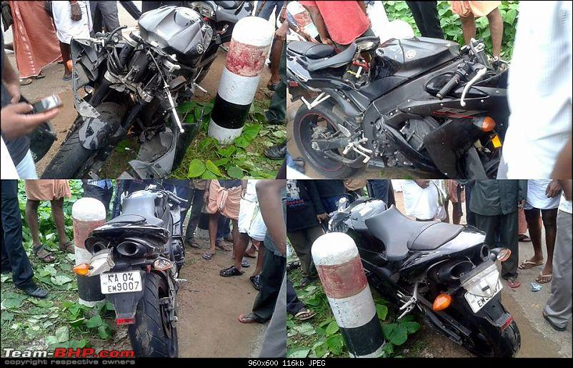 Supercar & Import Crashes in India-r1crash.jpg