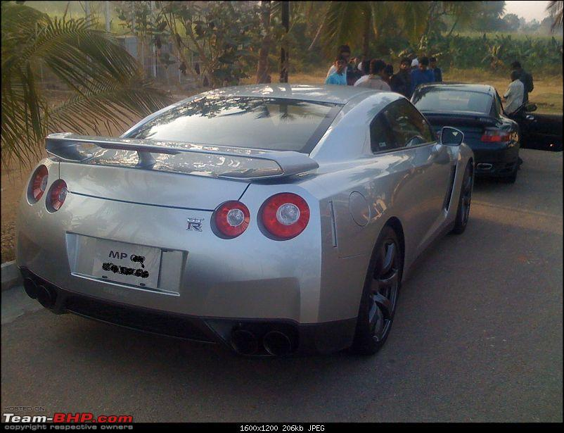 Supercars & Imports : Bangalore-nissan-gtr-max-speed-320-kph.-porsche-front.jpg