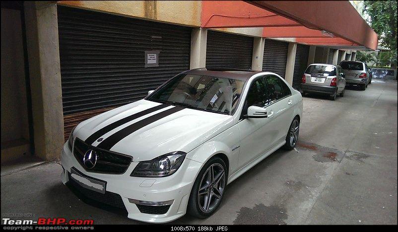 Supercars & Imports : Bangalore-c63-1.jpg