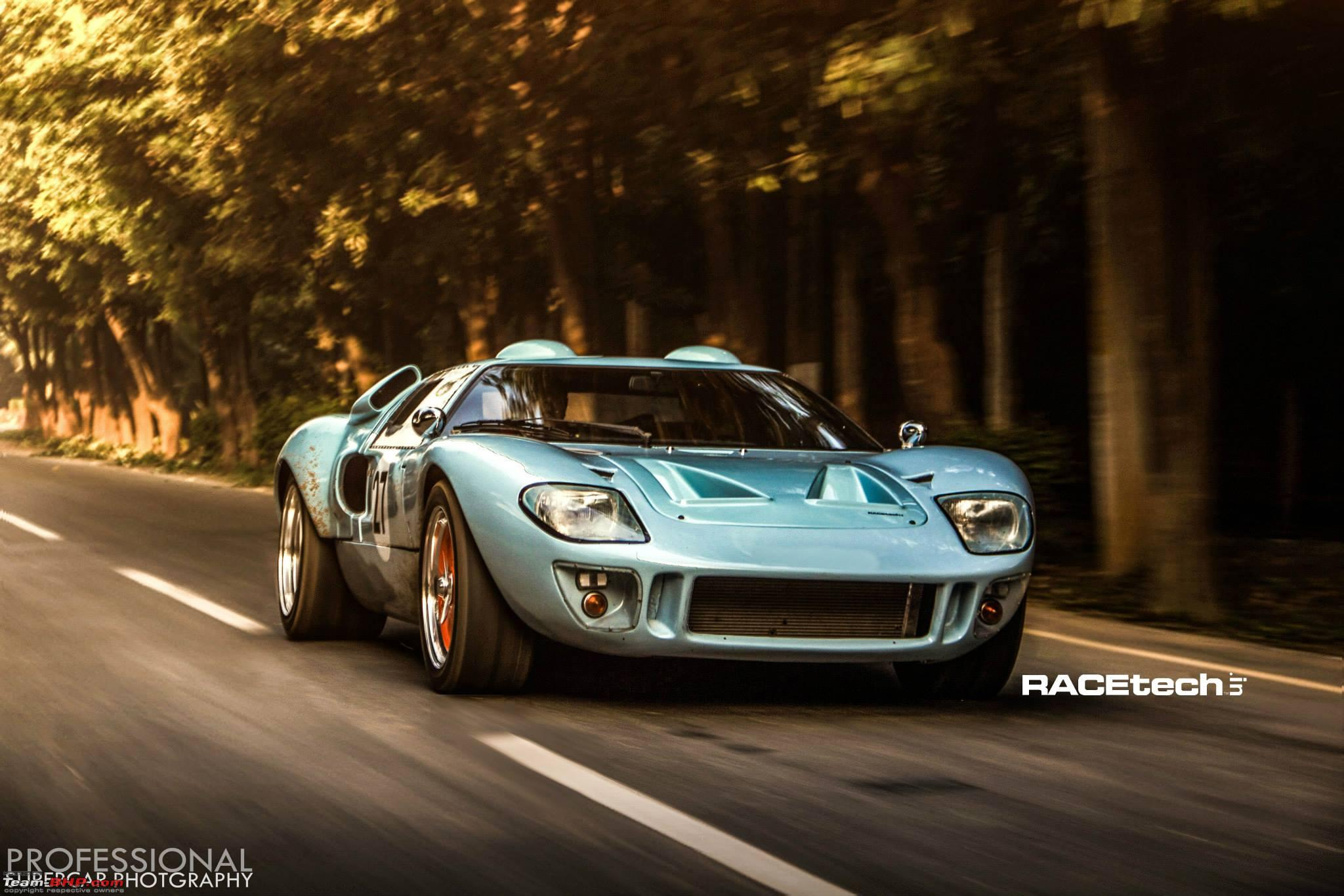 Racetech India Builds A Ford Gt___o Jpg