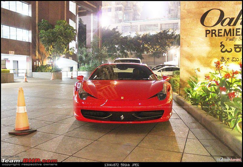 Supercars & Imports : Bangalore-458-3..jpg